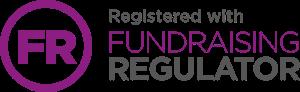 Registered with Fundraiser Regulator